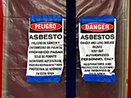 How is Asbestos Disposed Of?